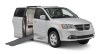 braun ability dodge caravan handicap van with wheelchair ramp