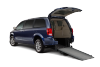 Dodge Rear Entry handicap van