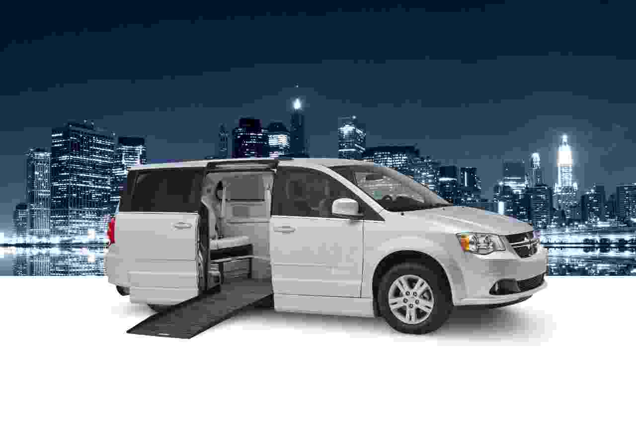 BraunAbility Dodge Side-Entry Power Foldout