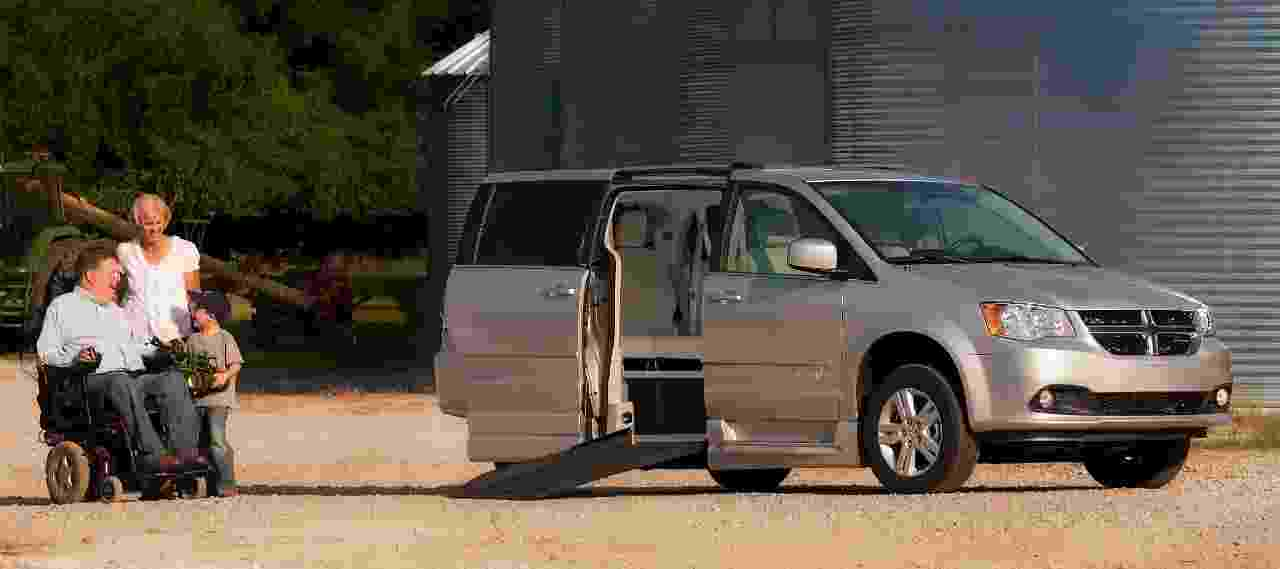BraunAbility Dodge Power Foldout XT