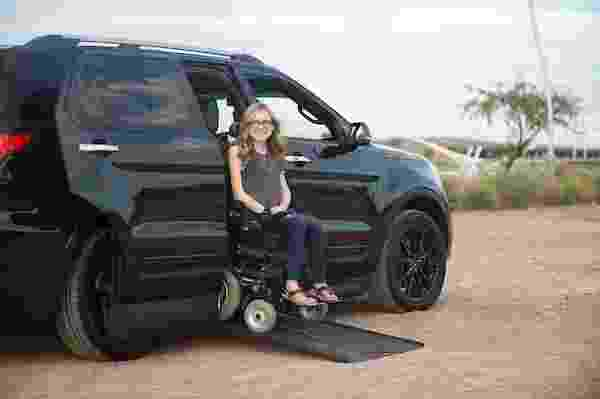 Wheelchair Accessible Ford Explorer