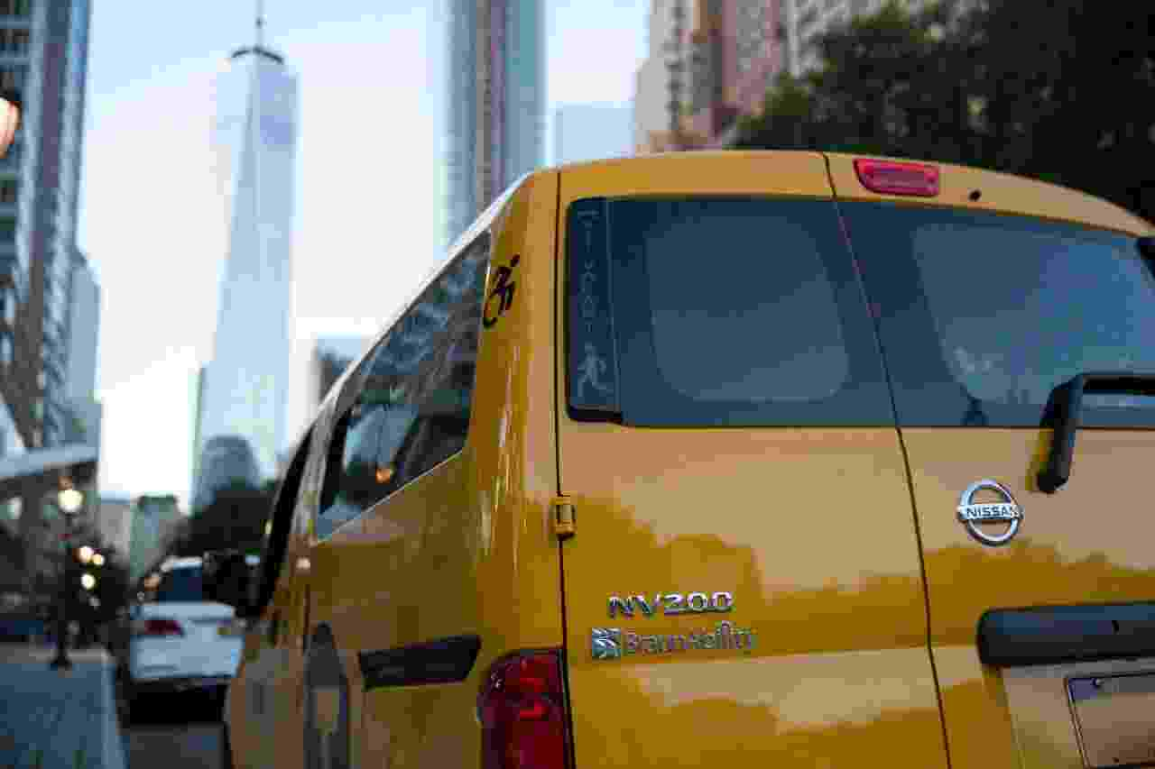 Commercial Vans for Taxi and Rideshare Services