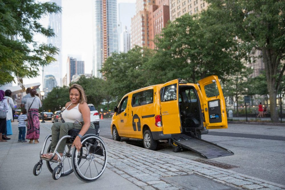Wheelchair Vehicle Taxi