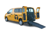 Commercial Vans for Taxi and Rideshare