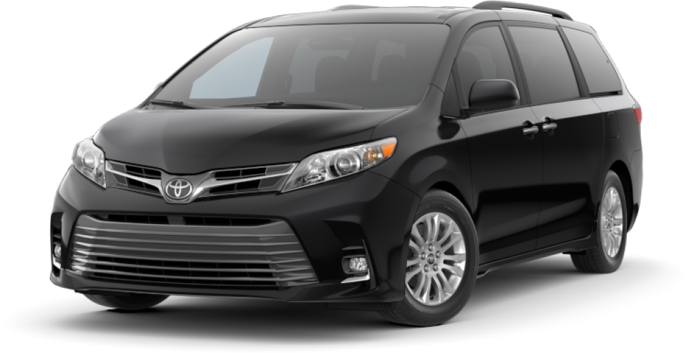 BraunAbility Rear-Entry Power Toyota Sienna