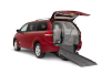 Toyota Sienna Rear Entry Wheelchair Van