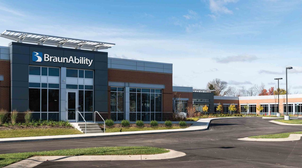 BraunAbility's New Corporate Headquarters in Carmel, Indiana