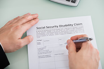 Applying for social security disability insurance|Image of Capitol Building where decisions will be made on disability coverage