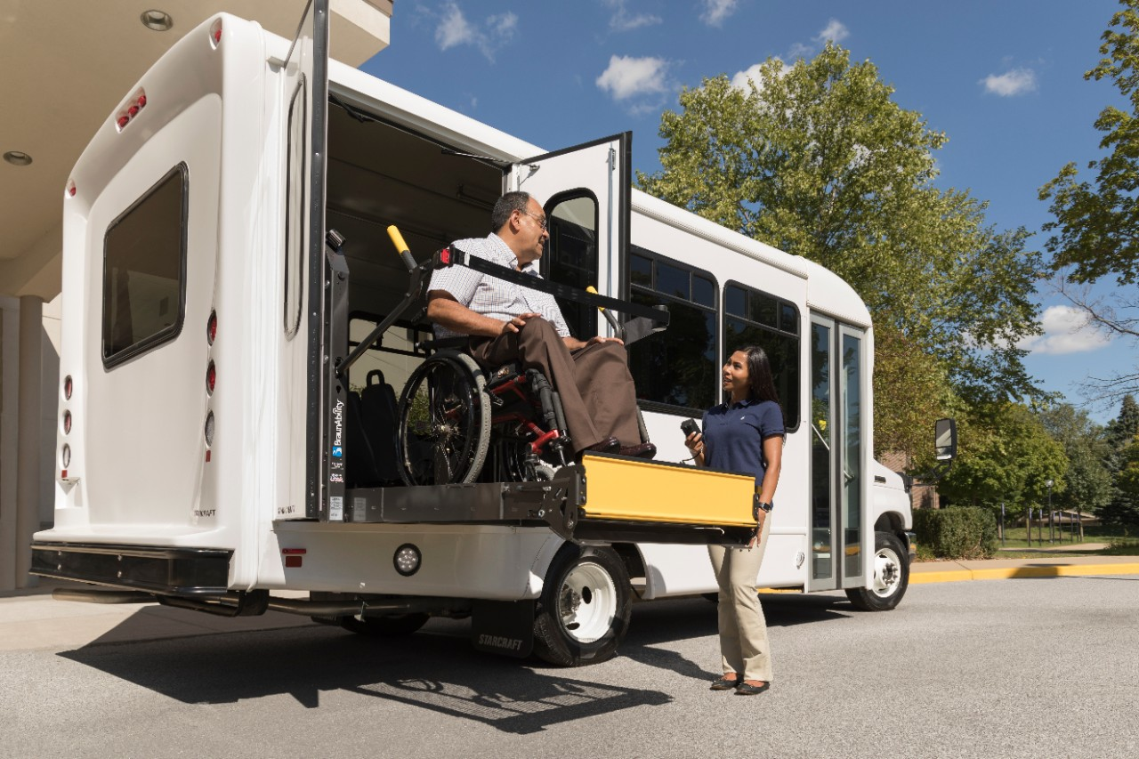 How to Operate a Wheelchair Lift