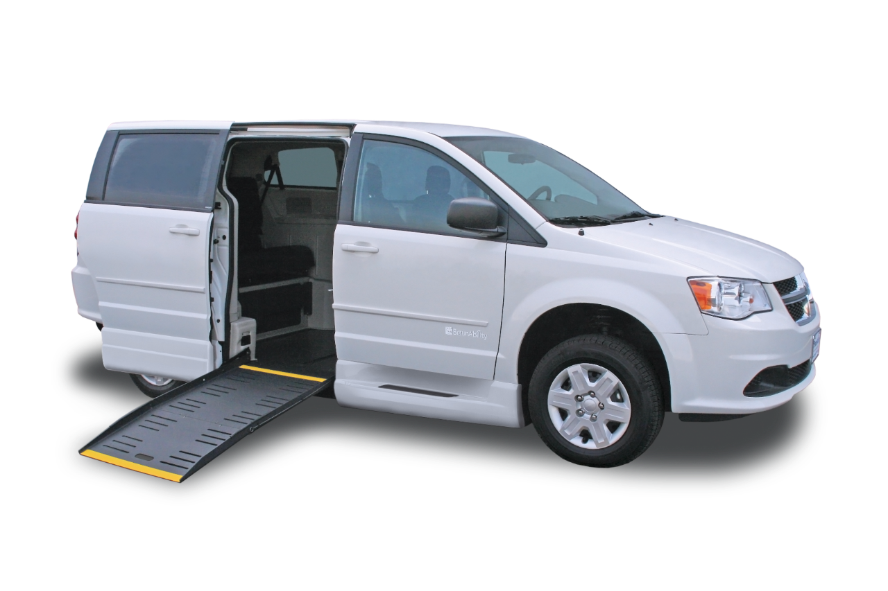 ADA Dodge, Commercial Side Entry Dodge Wheelchair Van